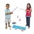 משחק דגים מעץ ללימוד מספרים  - Melissa & Doug