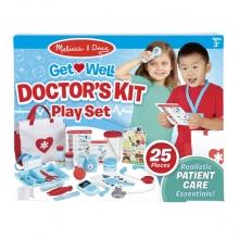 ערכת משחק רופא  לילדים מבית מליסה ודאג