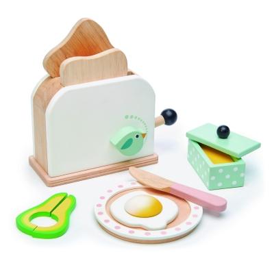 טוסטר וארוחת בוקר מיני שף טנדר ליף