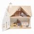 בית בובות קוטג' קוטונטייל  Cottontail Cottage טנדר ליף