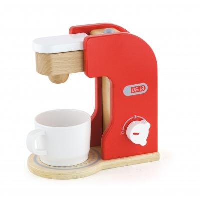 מכונת קפה מעץ לילדים ויגה