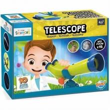 מיני מעבדת טלסקופ מבית בוקי צרפת