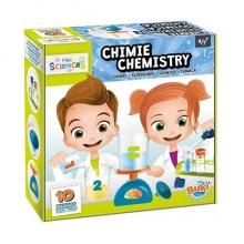 מיני מעבדת מדעי הכימיה מבית בוקי צרפת