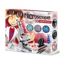מיקרוסקופ 30 ניסויים מבית בוקי צרפת