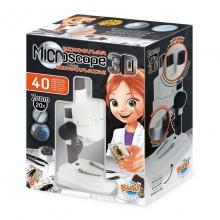 מיקרוסקופ 3D איכותי - בוקי