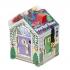 בית פעמונים מעץ מבית מליסה ודאג