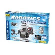 ערכה לבניית 8 סוגי רובוט שונים וחיישן אולטרסאונד מבית קוסמוס