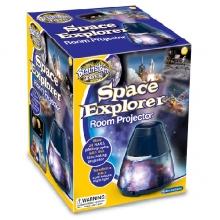 מנורת מקרן בנושא גלקסיות וחלל ברינסטורם