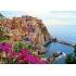 פאזל כפר מנארולה סינק טרה איטליה 1000 חל