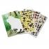 חוברת מדבקות מוזאיקה - טבע - מליסה ודאג