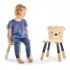 כסא דוב יער Tender Leaf Toys
