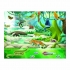 חוברת מדבקות ג'ונגל & סוואנה מליסה ודאג