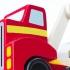 משאית גרר מגנטית מעץ איכותי מליסה ודאג
