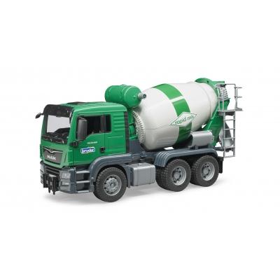 bruder- משאית מערבל בטון