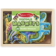 ערכת מגנטים דינוזאורים מעץ מליסה ודאג
