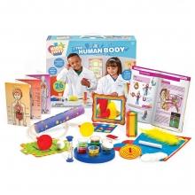 ערכת מדע לילדים גוף האדם