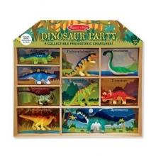 מארז בובות דינוזאורים איכותיים מבית מליסה ודאג