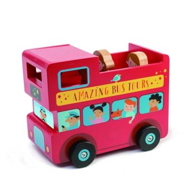 קופת חיסכון אוטובוס לונדוני מבית טנדר ליף
