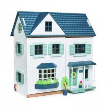 בית בובות מעץ לילדים דווייטייל - Dovetail House