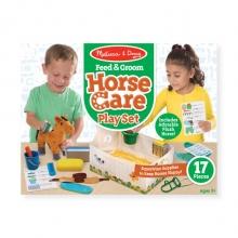 ערכה לטיפול וטיפוח סוסים מבית מליסה ודאג