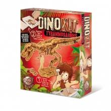 ערכת ארכיאולוגיה לחפירת שלד דינוזאור טירקס - בוקי