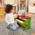 פסנתר לילדים מעץ צבעוני - מליסה ודאג