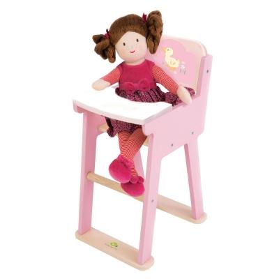 כיסא אוכל לבובה סוויפי דולי
