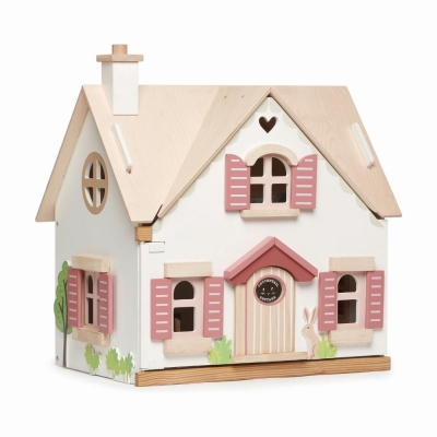 בית בובות קוטג' קוטונטייל  Cottontail Cottage טנדר ליף