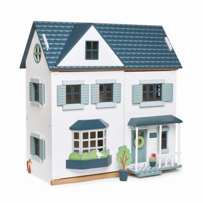 בית בובות מעץ לילדים - דווייטייל - Dovetail House